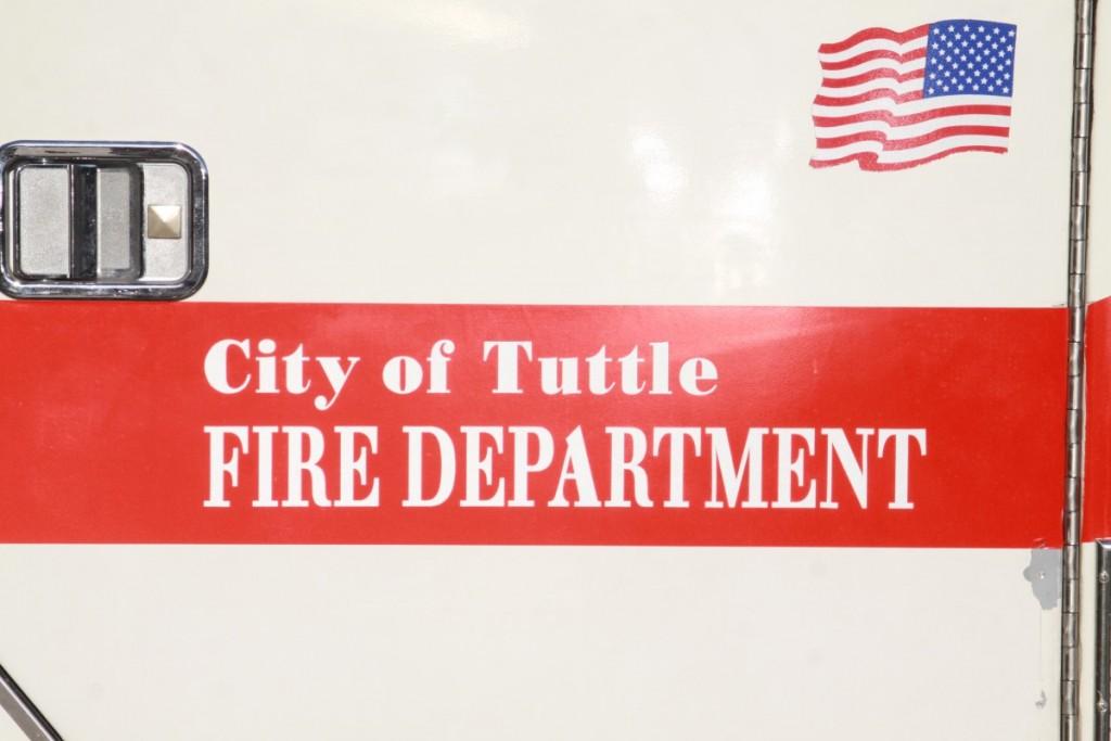 tuttle fire