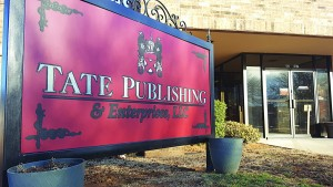 Tate Publishing closed its doors in Mustang.