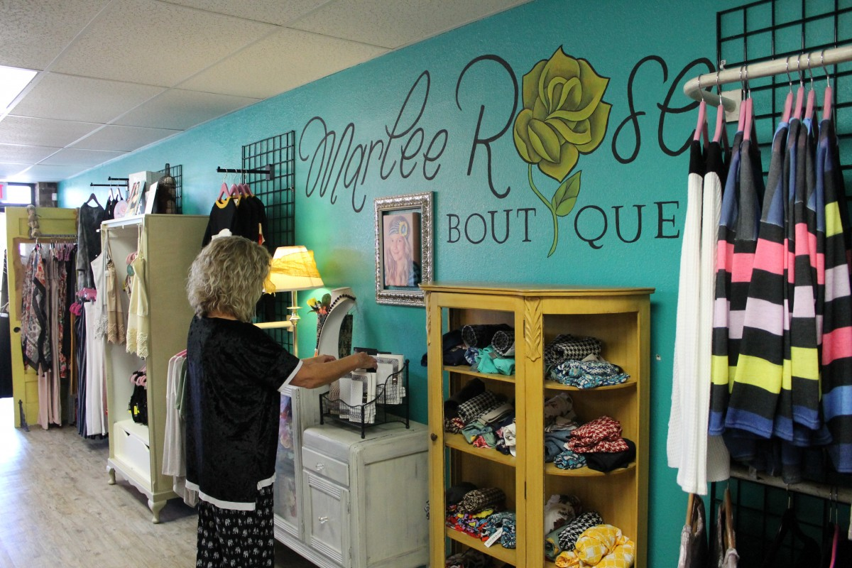 Shop local fashion this holiday at Marlee Rose Boutique ...