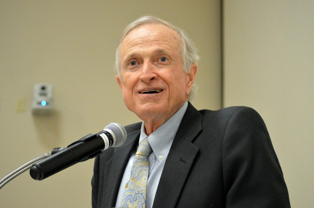 Longtime developer and philanthropist Robert Crout, 69, was killed last week in an automobile accident. (Staff photo by Traci Chapman)