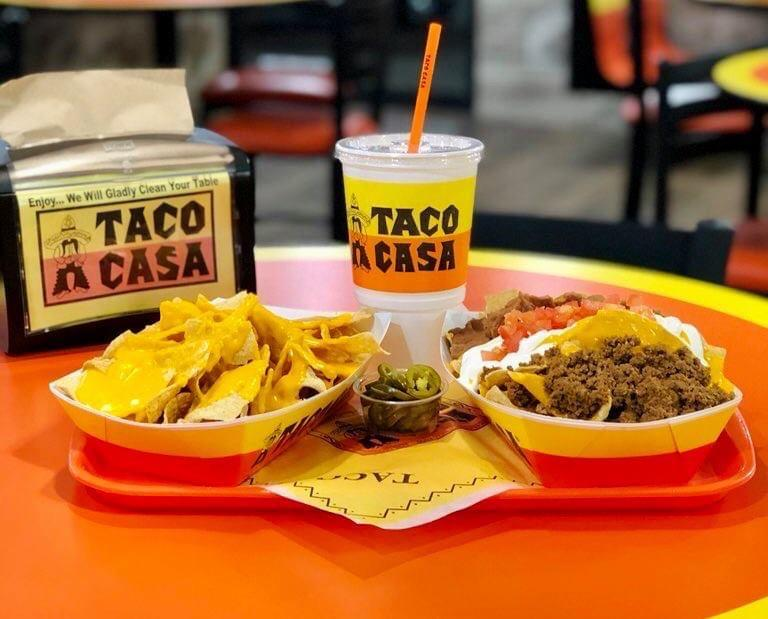 Taco Casa plans to open a restaurant near NW 10th St. and Czech Hall Rd. (Provided photo)