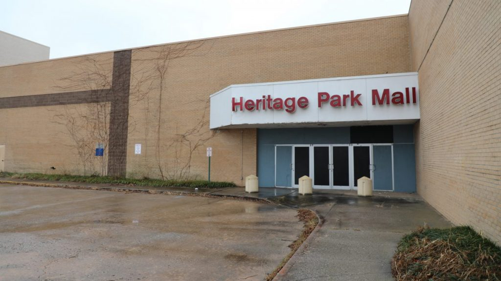 An Oklahoma County Judge dismissed a lawsuit filed by the owner of the Heritage Park Mall against the City of Midwest City. (Photo by Jeff Harrison)
