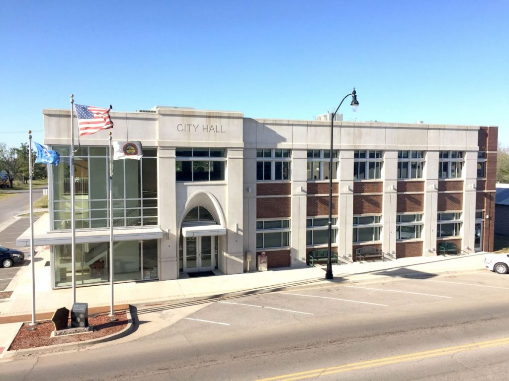 tuttle city hall