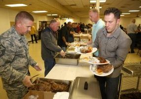 The Del City American Legion/VFW hosts a steak dinner every year to help local families in need. (Photo provided)
